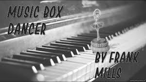 box frank mills player piano series 1 the box dancer frank mills hd