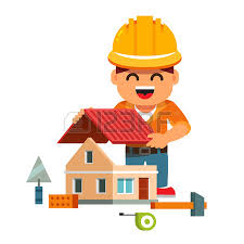 House Builder 8 152 Home Builder Stock Illustrations Cliparts And Royalty Free