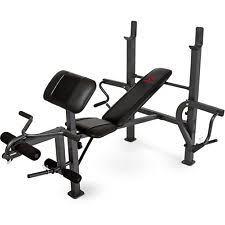 Bench Press Machine Weight Adjustable Bench Press Machine Strength Training Home Gym Weight