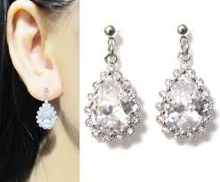 cheap clip on earrings luxury clip on earrings diamond jewellry s website