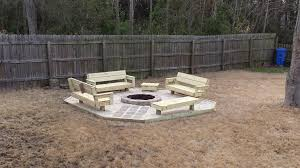 Easy Backyard Fire Pit Designs by Fire Pit Backyard Diy Backyard Decorations By Bodog