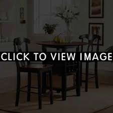 Indoor Bistro Table And 2 Chairs Indoor Bistro Table And 2 Chairs With Furniture Black