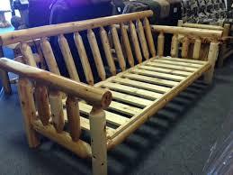 log rustic furniture