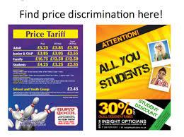 monopoly price discrimination tutor2u economics