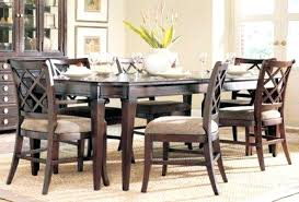 Dining Room Table And Chairs Sets Dining Room Chair Set Stylish Archive With Tag Covers Of 6 21