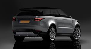 2018 land rover discovery black range rover coupe rendering