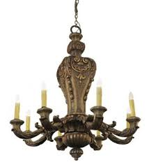 Antique Wood Chandelier Antique Chandeliers Olde Good Things