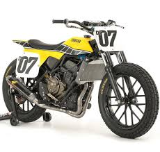 yamaha flat tracker photo custom yamaha dirt track bike yamaha