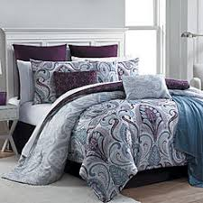 Pink And Grey Comforter Set Comforter Sets Bedding Sets Kmart