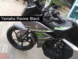 yamaha fazer version 2 0 new colours ravine black hawk model at