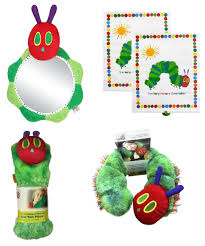 eric carle invitations very hungry caterpillar by eric carle complete baby car set kit