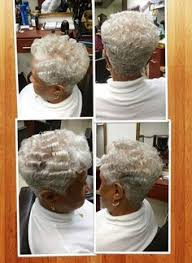african american hairstyles for grey hair gray hair short cuts black women short cuts pinterest gray