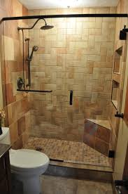 My Shower Door Small Master Bath Remodel Master Bath With Complete Tile Shower