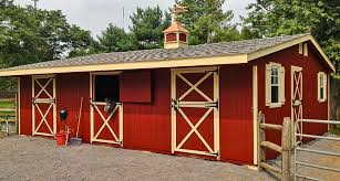 backyard horse barns shedrow horse barns shed row barns horizon structures