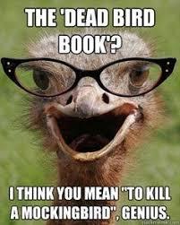 To Kill A Mockingbird Meme - sparklife 盪 9 reasons we love to kill a mockingbird fit to