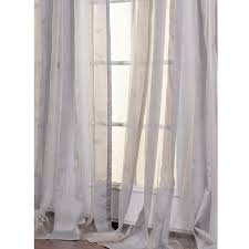 Shower Curtain See Through Sheer Curtains Give The Illusion That It Is See Through And It