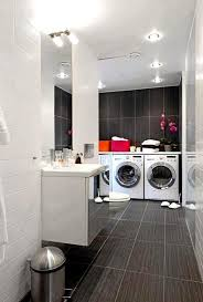laundry in bathroom ideas fabulous laundry bathroom red ideas ideas incredible laundry