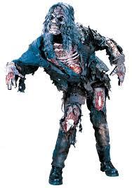 crawling zombie spirit halloween zombie costume