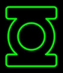 green lantern neon light 2018 green lantern neon sign customized handmade real glass tuble