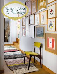 Lindsey Coral Harper Long Hallway Art Ideas Hallway Design Ideas Photo Gallery