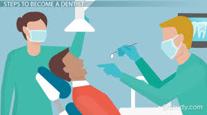 education needed to become a dentist education roadmap