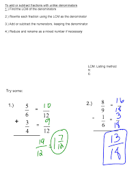 adding and subtracting rational numbers worksheets worksheet adding and subtracting with unlike denominators