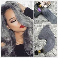 grey hair extensions wholesale sew in hair extensions buy moresoo black to grey hair