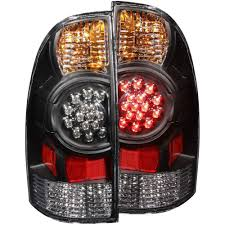Led Tail Light Bulbs For Trucks by Anzo New Tail Lights Taillights Taillamps Brakelights Set Of 2 Lh