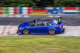 subaru nurburgring subaru impreza wrx sti type ra nbr special sets nurburgring record