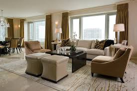 living room chicago transitional elegance condo modern living room chicago by
