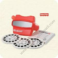 2008 fisher price view master hallmark ornament at hooked on