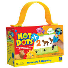 amazon com educational insights dots jr numbers and