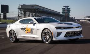 camaro the years chevrolet camaro ss to pace 2016 indy 500 car and driver