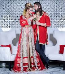 robe mariage marocain tenues traditionnelles marocaines perpignan robes de mariée