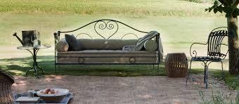 banc canap beautiful salon de jardin teck unopiu pictures amazing house