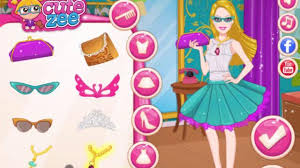 barbie fashion show play game