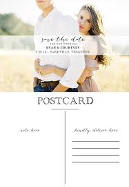 save the date postcard photo postcard save the date free printable