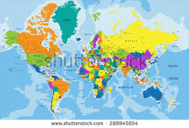 map of world green world map vector free vector stock graphics