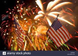 New Oregon Flag American Flag With Fireworks Oregon Garden Silverton Oregon