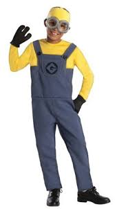 Despicable Family Halloween Costumes Despicable Minion Boy Romper Costume Kids Costumes