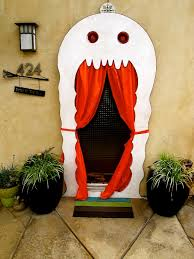 Halloween Decor Ideas Office Door Decorating Ideas For Christmas Lets See Those