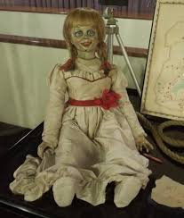 annabelle costume this diy annabelle doll costume from the conjuring will haunt your