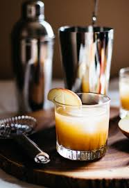 apple cider fashioned the kentucky gent