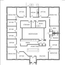 home office floor plans office design plans house space planning ideas blueprint drawings
