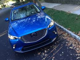 blue girly cars review mazda cx 3 business insider