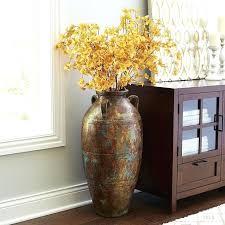 big flower vase get quotations a continental floor vase large flower