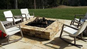 Outdoor Firepit Outdoor Pit Pavers And