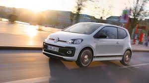 volkswagen up white vw up gti is a fitting tribute to the first golf gti