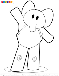 pocoyo coloring pages 82 coloring pages adults