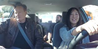 kevin hart u0026 ice cube ride along with conan u0027s student driver